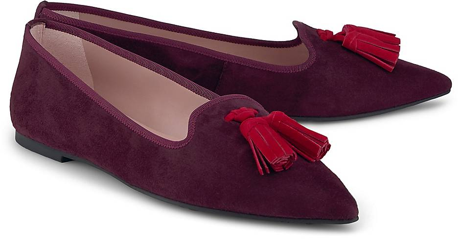 Pretty Ballerinas Tassel-Loafer