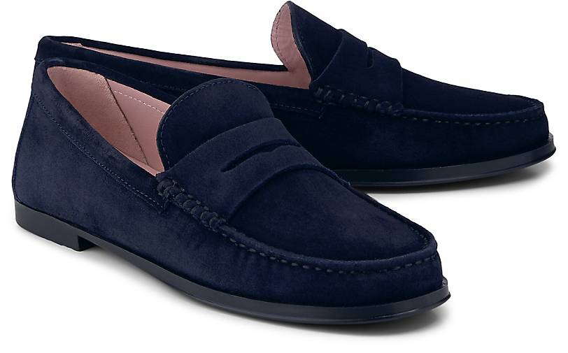 Pretty Loafers Leder-Loafer