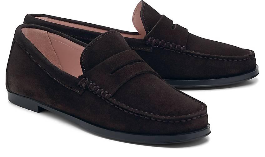 Pretty Loafers Leder-Loafer