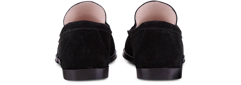 Pretty kaufen Loafers Leder-Loafer in schwarz kaufen Pretty - 47814203 | GÖRTZ 6b7c1e