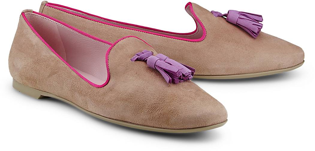 Pretty Loafers Tassel-Loafer