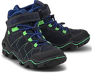 Primigi, Klett-Boots in blau, Stiefel für Jungen