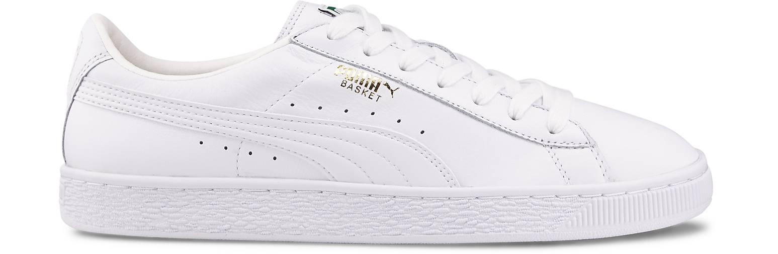 Puma BASKET BASKET BASKET CLASSIC LFS in weiß kaufen - 46517302 GÖRTZ Gute Qualität beliebte Schuhe 771e03