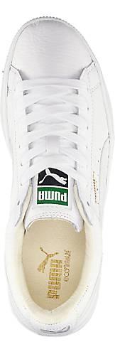 Puma BASKET - CLASSIC in weiß kaufen - BASKET 45806801 | GÖRTZ Gute Qualität beliebte Schuhe 9f1ba8