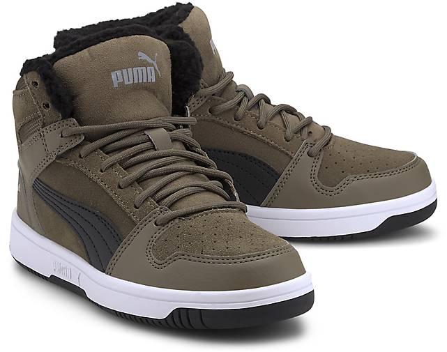 Puma Boots REBOUND LAYUP FUR SD JR