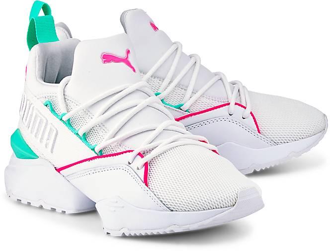 PUMA Turnschuhe Muse Maia Chase | nnebik1522 Neue Schuhe