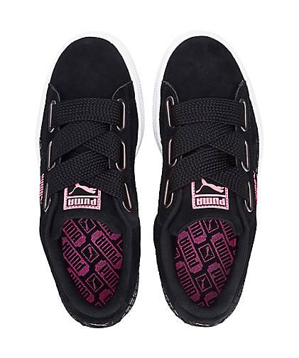 Puma SUEDE HEART UPRISING in schwarz kaufen - - - 47497001 GÖRTZ Gute Qualität beliebte Schuhe 66b12d