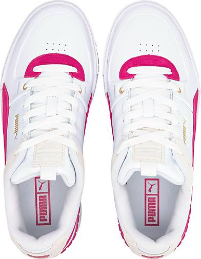 Puma Sneaker CALI SPORT HERITAGE weiß | GÖRTZ 49067401