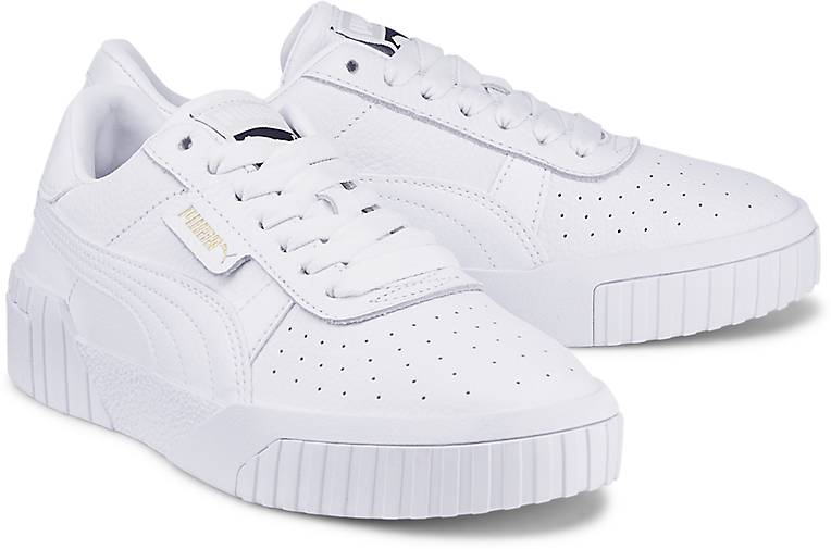 Puma Sneaker CALI WN'S weiß | GÖRTZ 48132901