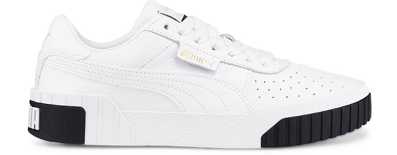 Puma Sneaker CALI WN'S weiß | GÖRTZ 48132903