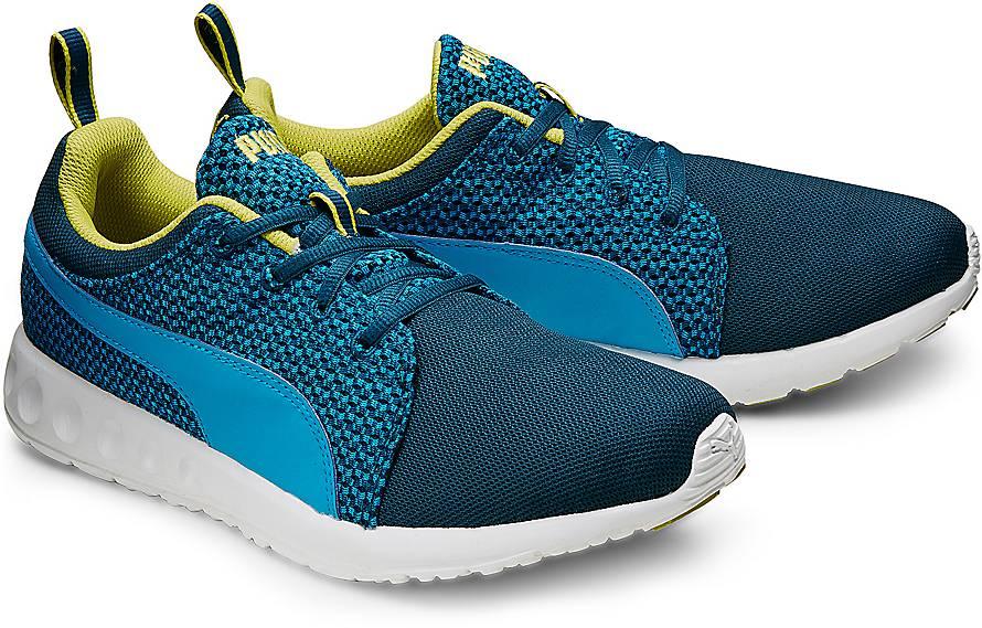 https://images.goertz.de/is/image/Goertzmedia/Puma-Sneaker-CARSON-KNIT-blau-mittel~44477203~front~890.jpg