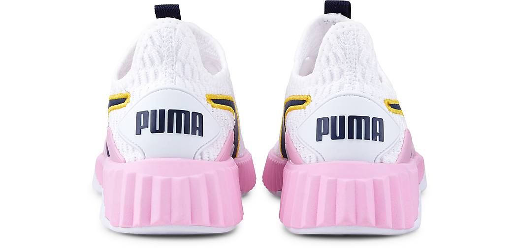 Puma Puma Puma Turnschuhe DEFY WN´S in weiß kaufen - 47498608 GÖRTZ Gute Qualität beliebte Schuhe b804ea