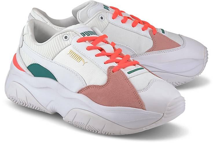 Puma Sneaker STORM.Y WN'S weiß | GÖRTZ 48532601
