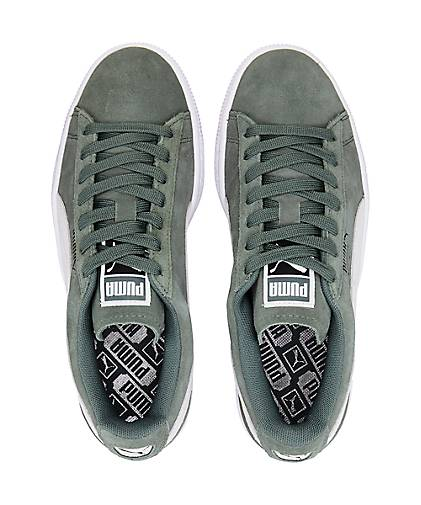 Puma Turnschuhe SUEDE CLASSIC in khaki khaki khaki kaufen - 46497804 GÖRTZ Gute Qualität beliebte Schuhe 485023