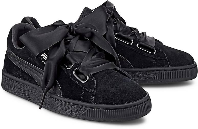Puma Sneaker SUEDE HEART