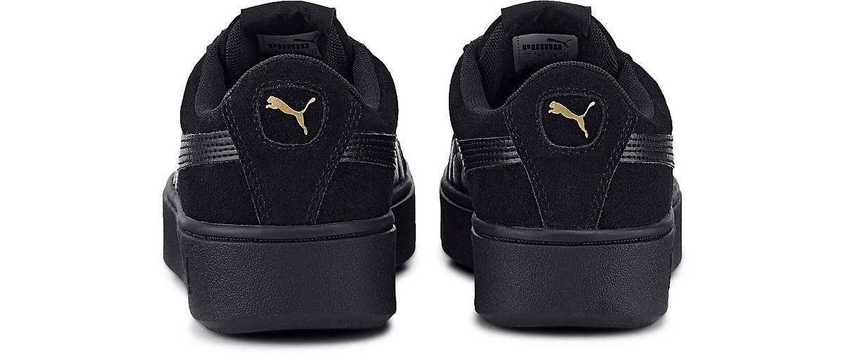 Puma VIKKY STACKED SD in schwarz kaufen - - - 48131502 GÖRTZ Gute Qualität beliebte Schuhe 7800b7