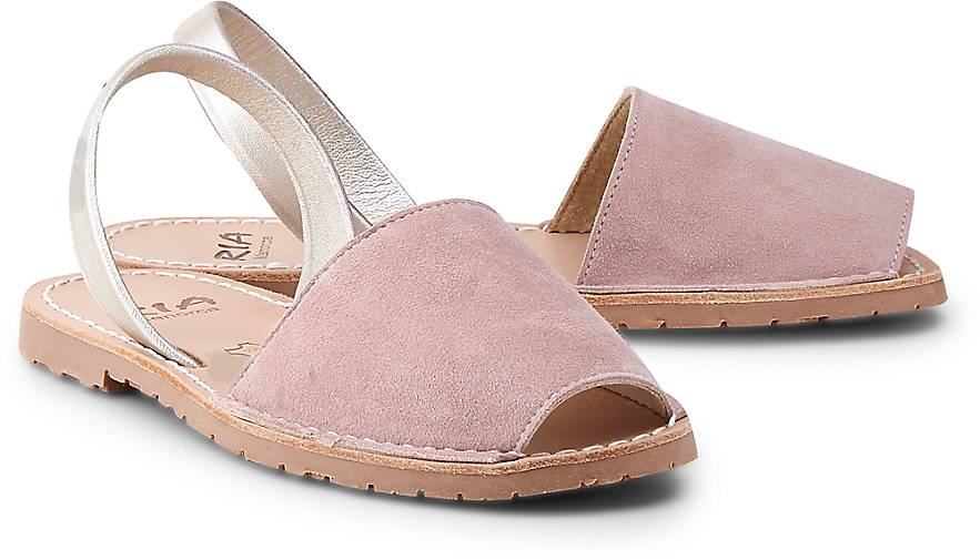 2018 Neue Online RIA Avarca-Sandale rosa Damen Freies Verschiffen Angebote Rabatt-Outlet-Store Offiziell Tolle N1AkTpv