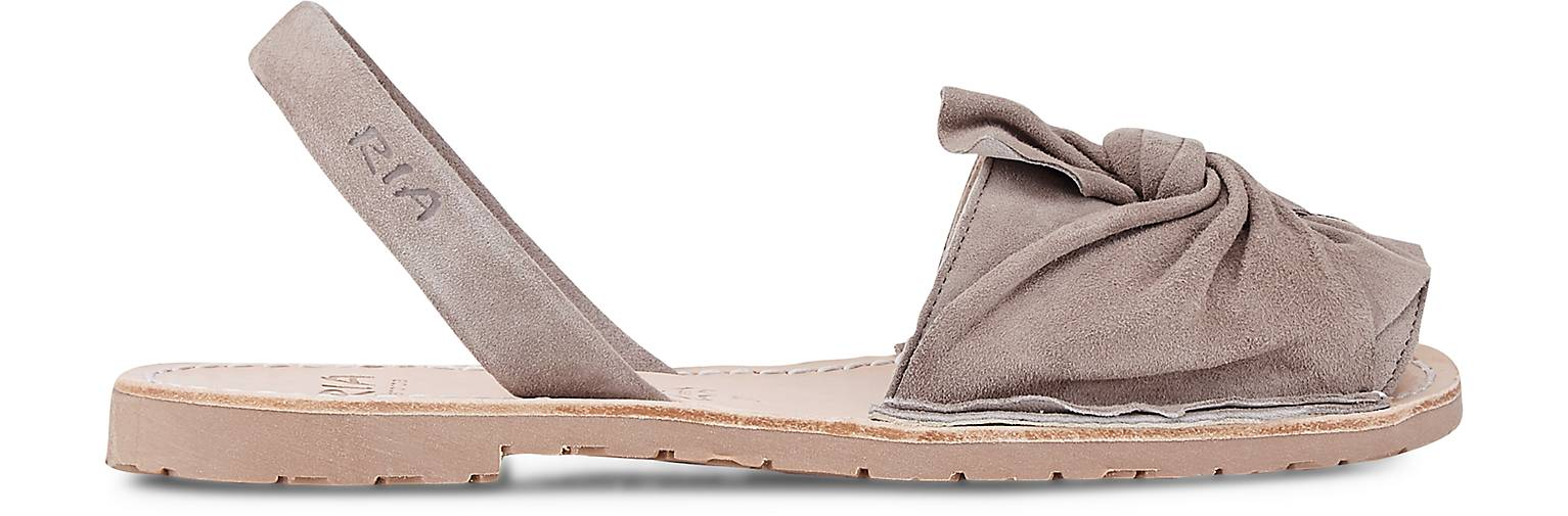 RIA Slingback-Sandale in 47436201 taupe-hell kaufen - 47436201 in | GÖRTZ 99912d