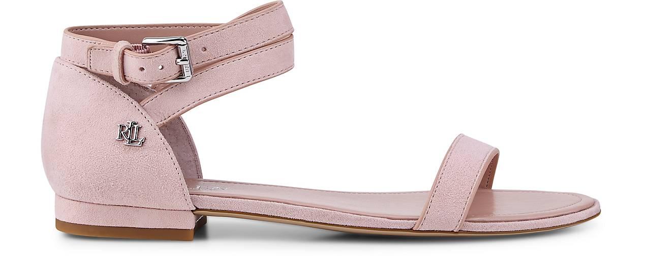 Ralph Lauren Sandalette DAVISON DAVISON DAVISON in Rosa kaufen - 48208201 GÖRTZ Gute Qualität beliebte Schuhe 0db3ec