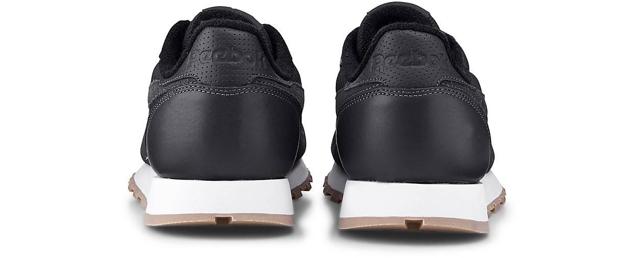 Reebok Classic CLASSIC LEATHER ESTL in grau-dunkel kaufen Gute - 47001802 | GÖRTZ Gute kaufen Qualität beliebte Schuhe 86d37d