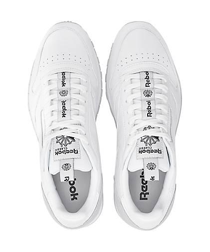 Reebok Classic CLASSIC LEATHER IT in weiß kaufen - 46511801 beliebte   GÖRTZ Gute Qualität beliebte 46511801 Schuhe a4ae3a