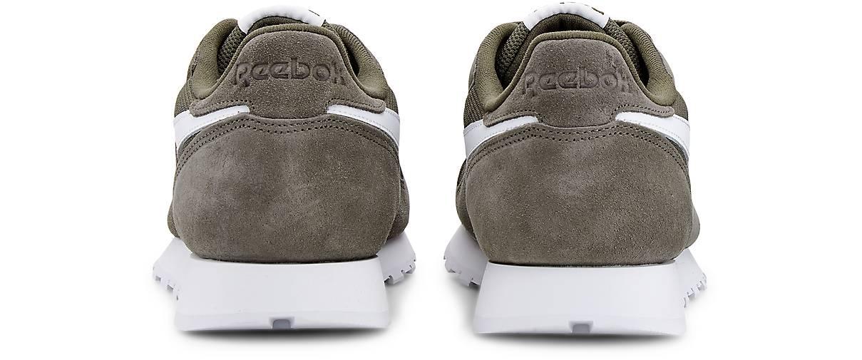 Reebok Classic CLASSIC LEATHER - MU in khaki kaufen - LEATHER 47468301   GÖRTZ Gute Qualität beliebte Schuhe 1dc0af