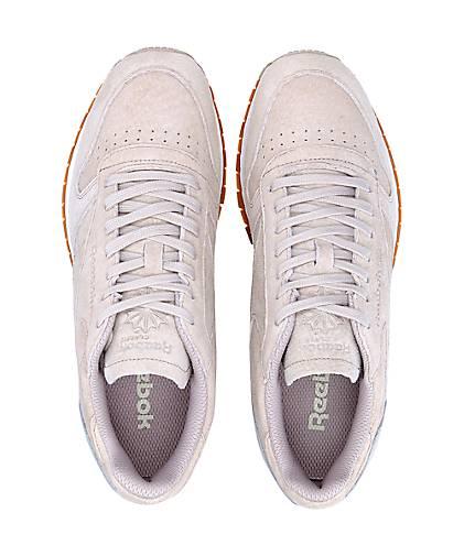 Reebok Classic CLASSIC LEATHER SG in beige GÖRTZ kaufen - 46511502 | GÖRTZ beige Gute Qualität beliebte Schuhe be3ef7