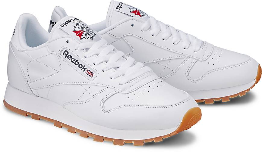 c5af98fb3c213 Reebok Classic CLASSIC LEATHER in weiß kaufen - 44972201