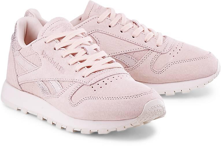 6c7dae1ec0a Reebok Classic CLASSIC LTHR SHIMMER in rosa kaufen - 46946602