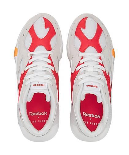 Damen Sneaker Damen Weiß Sneaker Aztrek Og5wPq