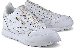 Reebok Classic, Sneaker Classic Leather in weiß, Sneaker für Mädchen