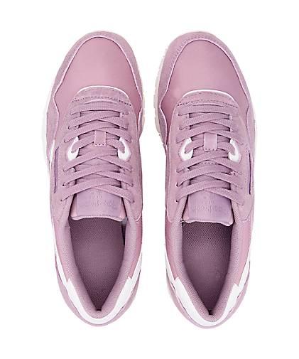 Sneaker Kinder Nylon Classic hell Lila xaqdOzXwqC