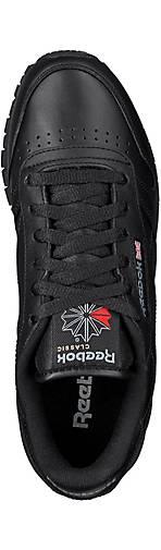 Damen Schwarz Classic Damen Classic Sneaker Sneaker Schwarz Classic Damen Sneaker nHpqw7a