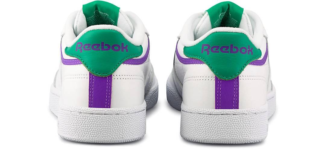 En Vivo Conversacional Otoño  Reebok Classic Sneaker CLASSICS FTW weiß | GÖRTZ - 31545702