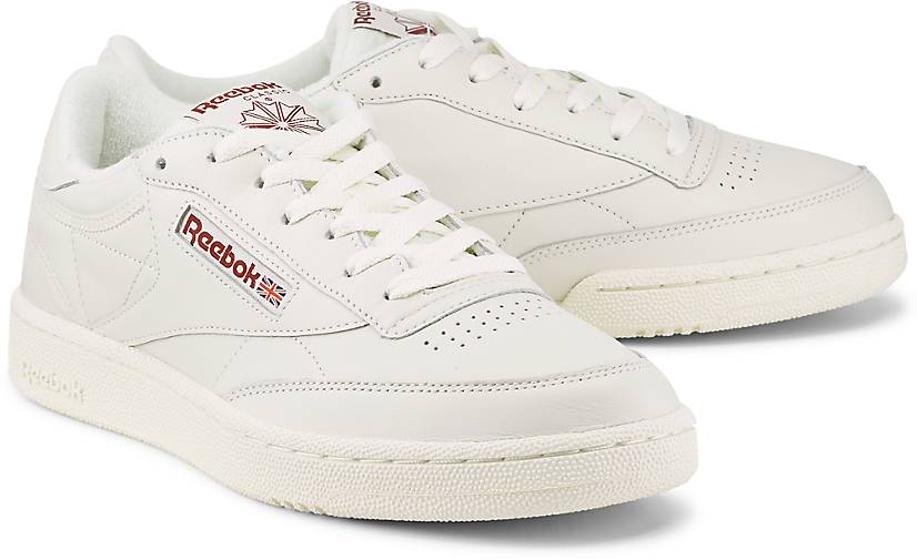 ab5a44d1968f80 Reebok Classic Sneaker CLUB C 85 MU in weiß-creme kaufen - 48158801 ...