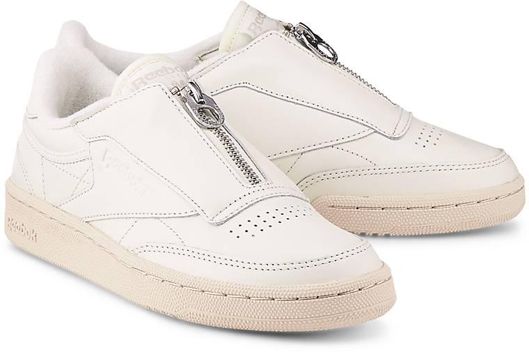 Reebok Classic Sneaker CLUB C 85 ZIP