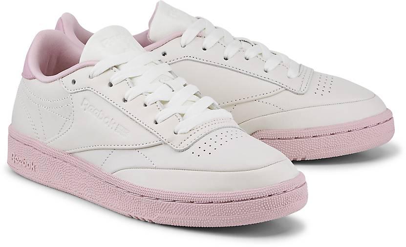 Reebok Classic Turnschuhe CLUB C 85 in beige beige beige kaufen - 47985001 GÖRTZ Gute Qualität beliebte Schuhe 691acc