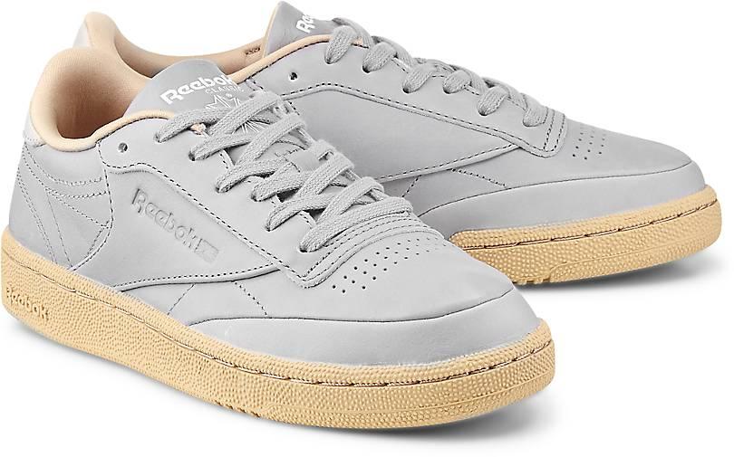 Reebok Classic Turnschuhe CLUB C 85 in blau-hell kaufen - 47452602 GÖRTZ Gute Qualität beliebte Schuhe