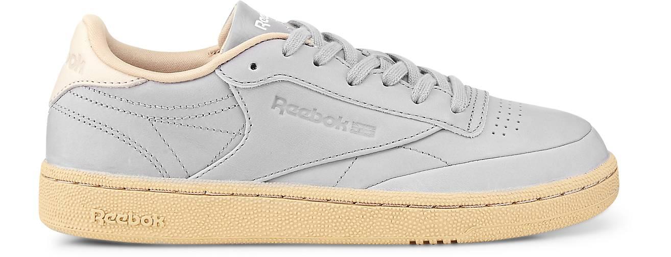 Reebok Classic Sneaker CLUB C 85 hellblau | GÖRTZ 47452602