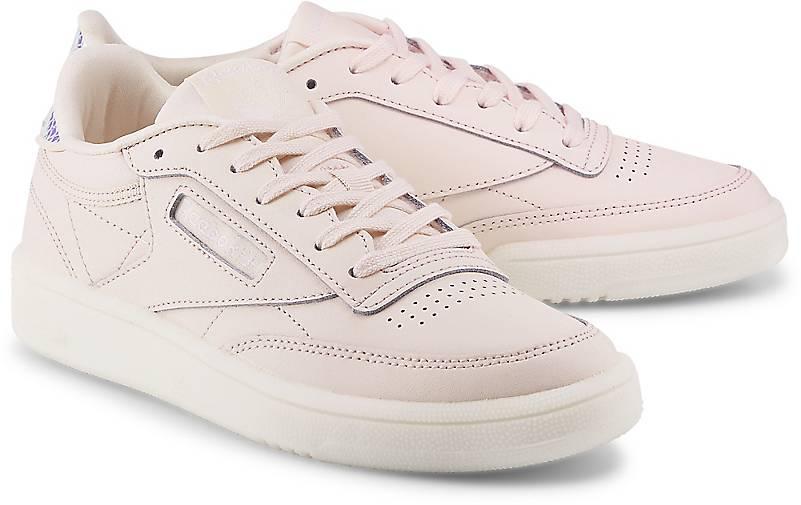 Reebok Classic Sneaker CLUB C 85 rosa | GÖRTZ 47953602