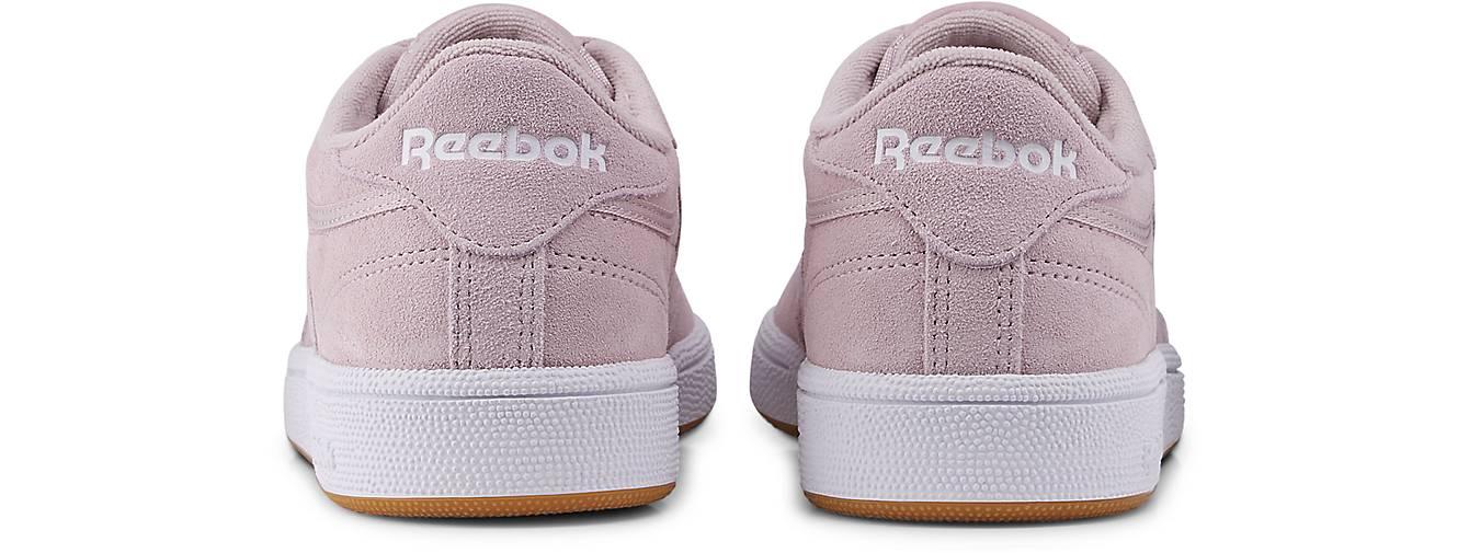 Reebok Classic Turnschuhe CLUB C 85 in Rosa kaufen kaufen kaufen - 47953701 GÖRTZ Gute Qualität beliebte Schuhe 459dce