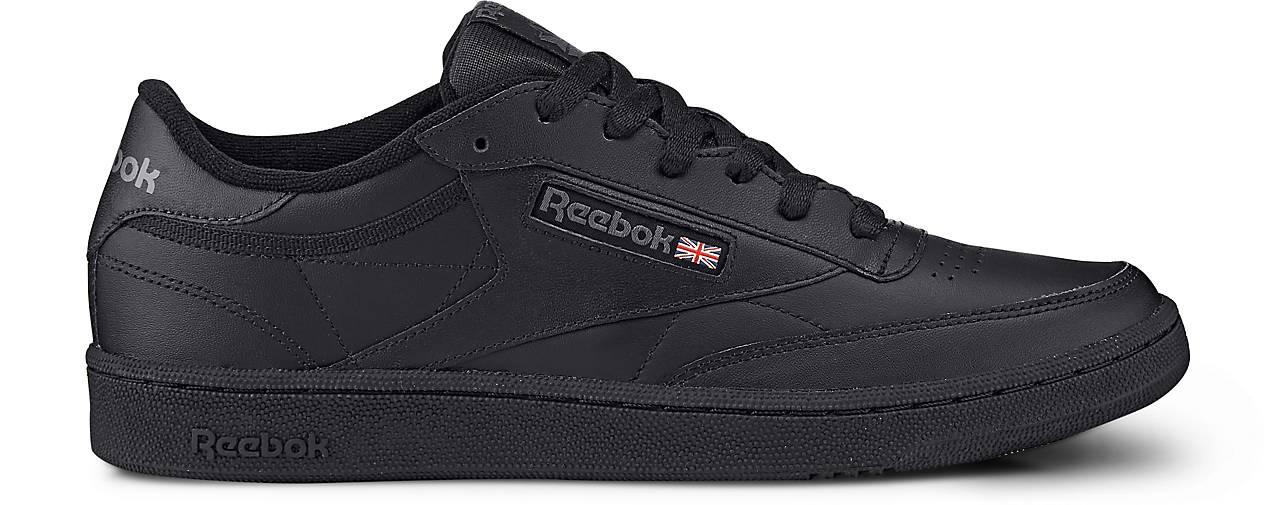 Reebok Classic Sneaker CLUB C 85 in schwarz kaufen - Qualität 46298103 | GÖRTZ Gute Qualität - beliebte Schuhe 39744a
