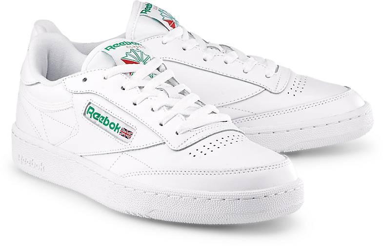 f0d2a6e89bd2a1 Reebok Classic Sneaker CLUB C 85 in weiß kaufen - 46298101