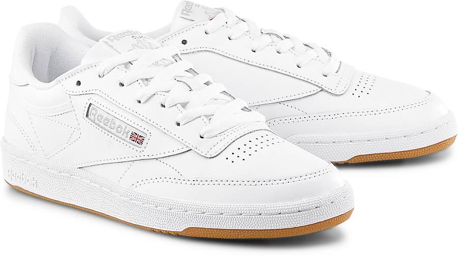 cb4a29b0d5f0b6 Reebok Classic Sneaker CLUB C 85 in weiß kaufen - 46970901