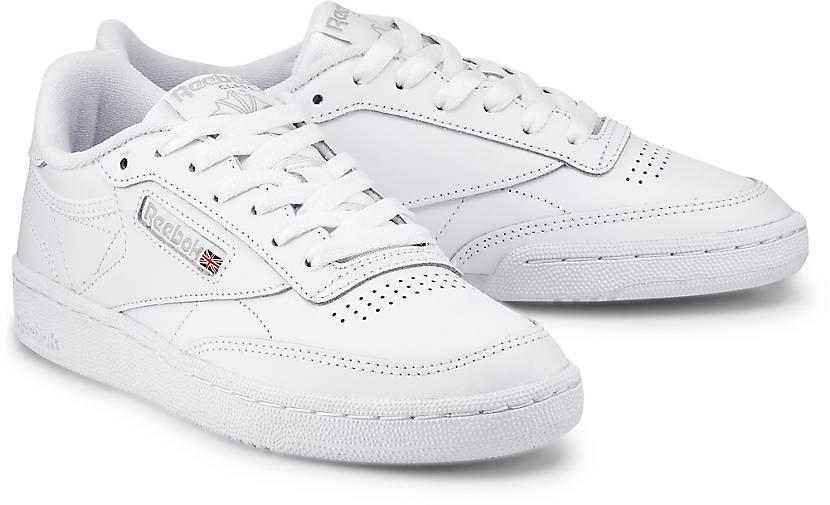 3123f53f3ef4d4 Reebok Classic Sneaker CLUB C 85 in weiß kaufen - 46971002
