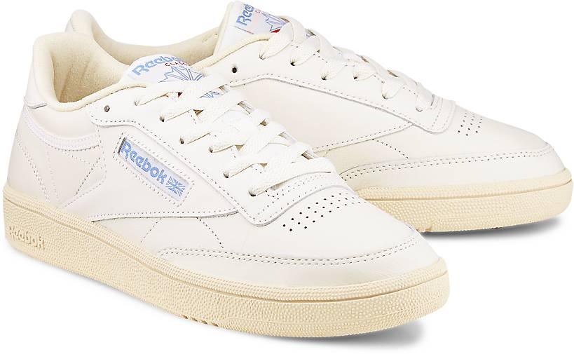 e3c4c819921434 Reebok Classic Sneaker CLUB C 85 in weiß kaufen - 47452801