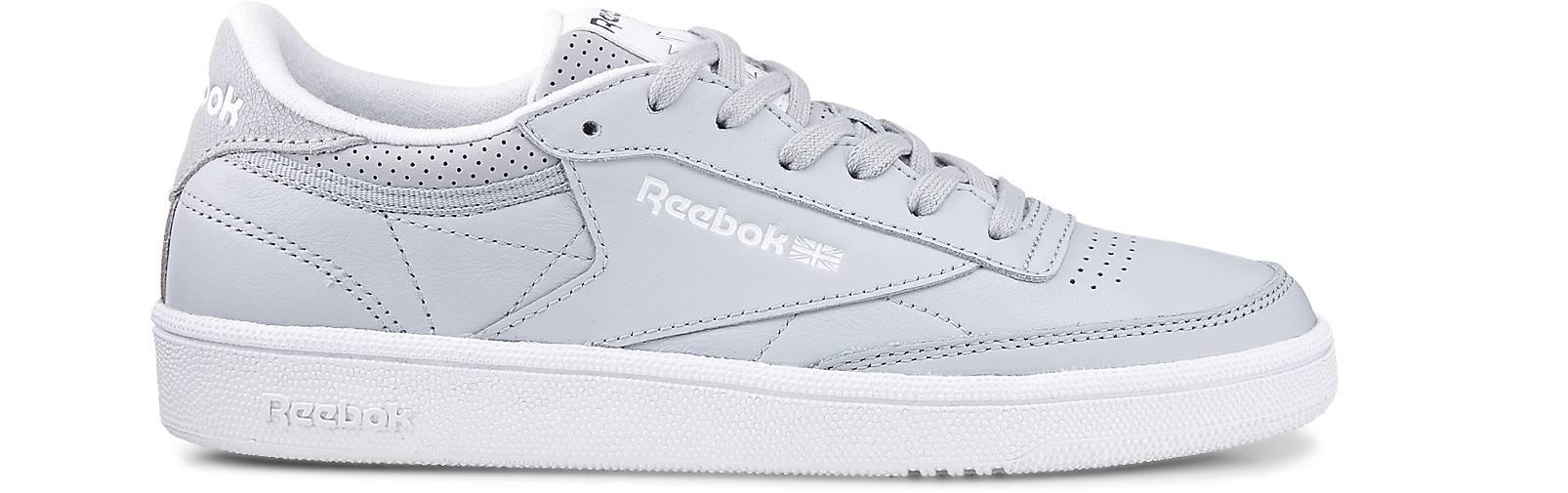 reebok classic sneaker club c85 fbt sneaker low grau. Black Bedroom Furniture Sets. Home Design Ideas