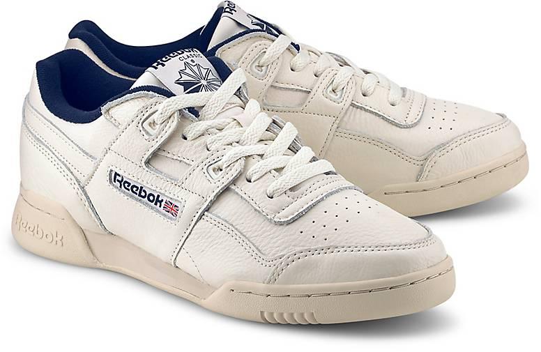 Reebok Classic Sneaker WORKOUT PLUS MU