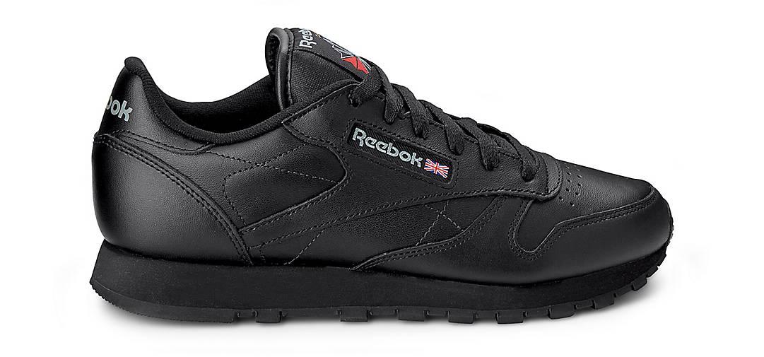reebok classics sneaker classic sneaker low schwarz g rtz. Black Bedroom Furniture Sets. Home Design Ideas