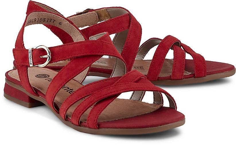 Remonte Riemchen-Sandale